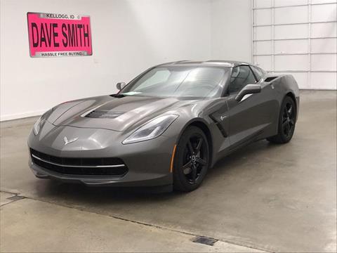 2015 Chevrolet Corvette for sale in Kellogg, ID