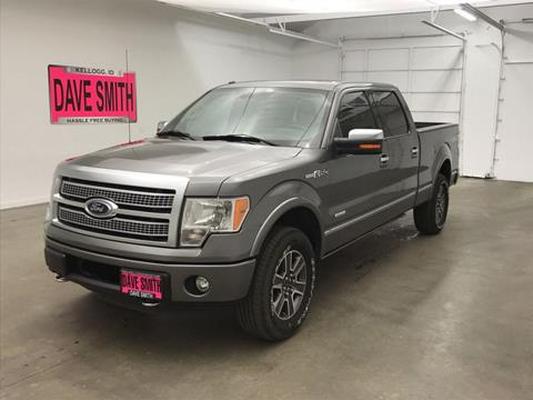 2012 Ford F-150 for sale in Kellogg, ID