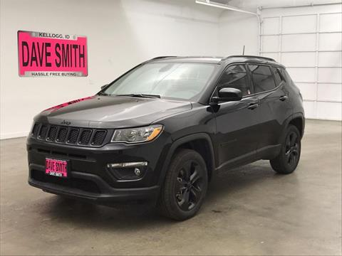 2019 Jeep Compass for sale in Kellogg, ID