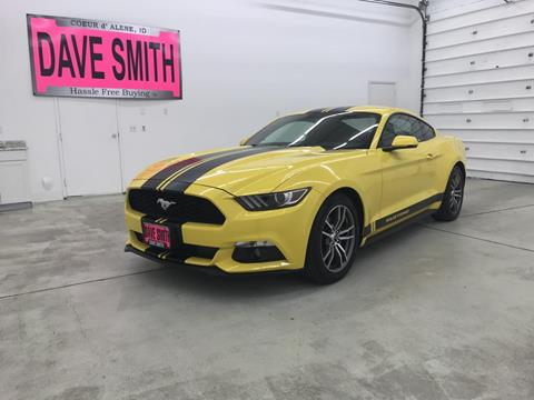 2015 Ford Mustang for sale in Kellogg, ID