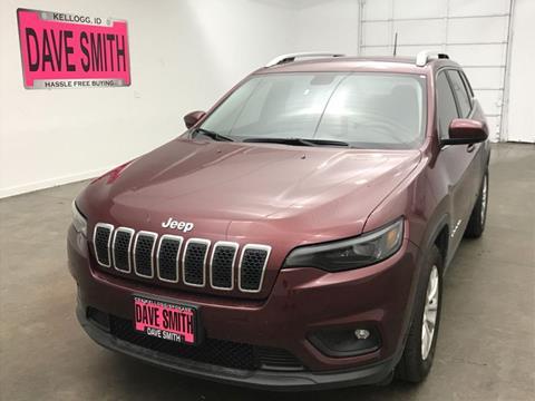 2019 Jeep Cherokee for sale in Kellogg, ID