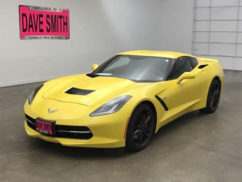 2017 Chevrolet Corvette for sale in Kellogg, ID