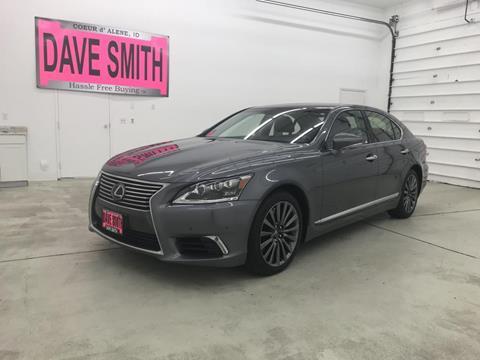 2015 Lexus LS 460 for sale in Kellogg, ID