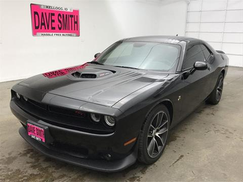 2018 Dodge Challenger for sale in Kellogg, ID