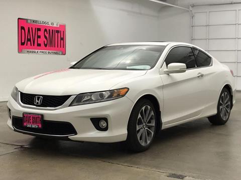 2014 Honda Accord for sale in Kellogg, ID