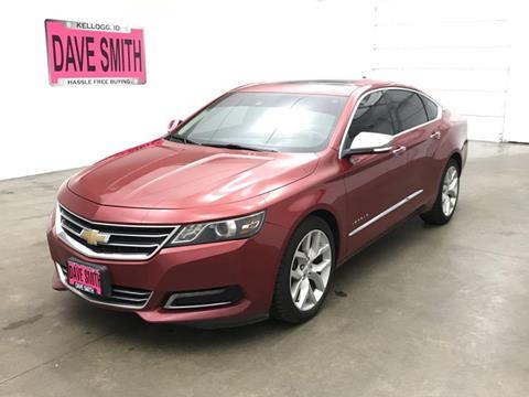 2014 Chevrolet Impala for sale in Kellogg, ID