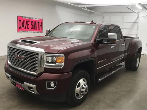 2017 GMC Sierra 3500HD for sale in Kellogg, ID