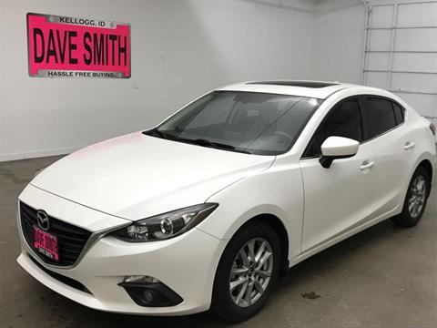 2015 Mazda MAZDA3 for sale in Kellogg, ID