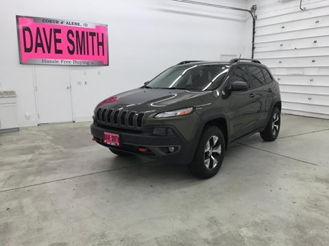 2016 Jeep Cherokee for sale in Kellogg, ID