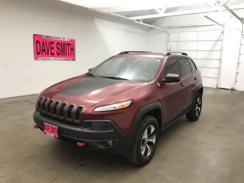 2014 Jeep Cherokee for sale in Kellogg, ID