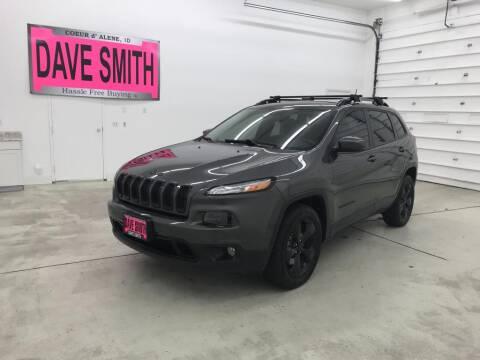 2018 Jeep Cherokee for sale in Kellogg, ID