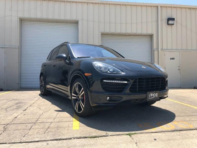 2013 Porsche Cayenne Gts In San Antonio Tx Fds Luxury Auto
