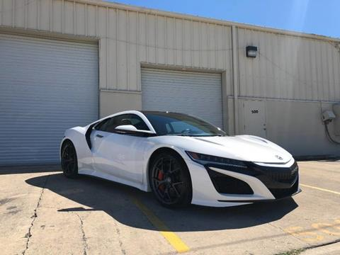 Acura NSX For Sale Carsforsalecom - 2018 acura tsx for sale