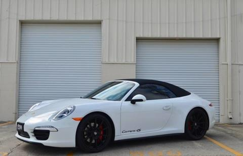 2013 Porsche 911 for sale in San Antonio, TX