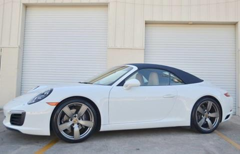 2017 Porsche 911 for sale in San Antonio, TX