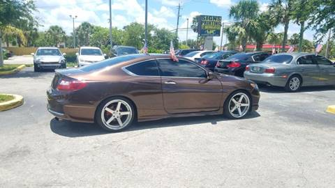 2013 Honda Accord For Sale In Fort Lauderdale, FL