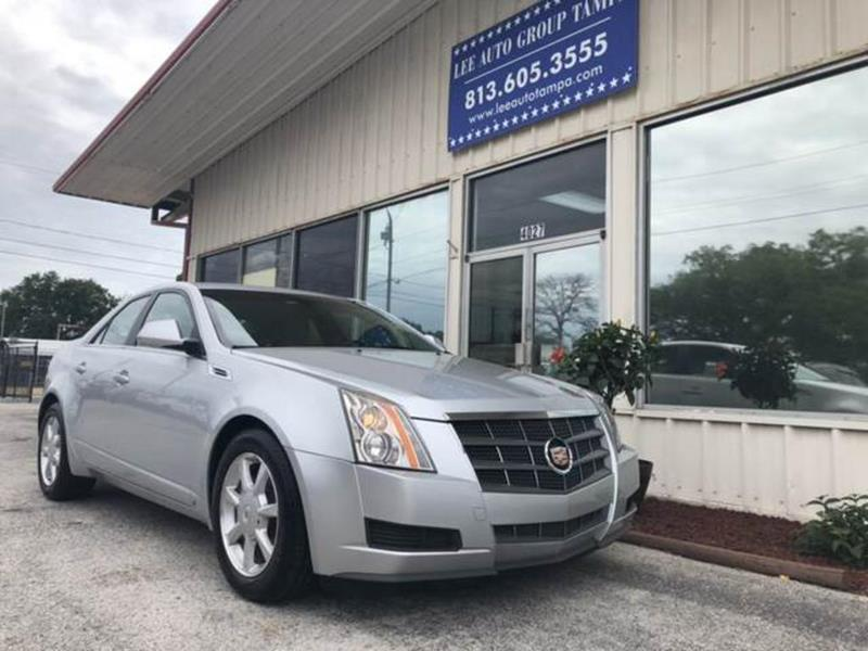 2009 Cadillac CTS 3.6L V6 In Tampa FL - Lee Auto Group Tampa