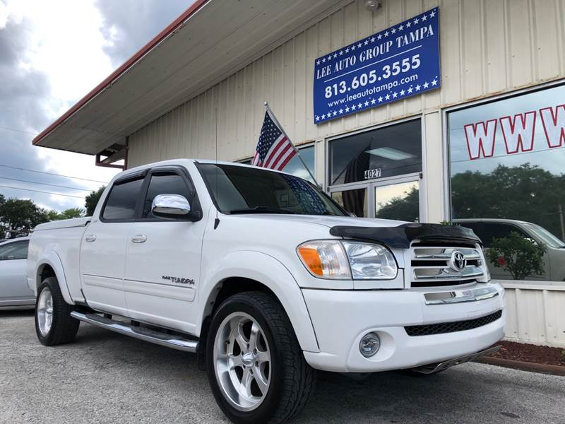 2005 Toyota Tundra For Sale At Lee Auto Group Tampa In Tampa FL
