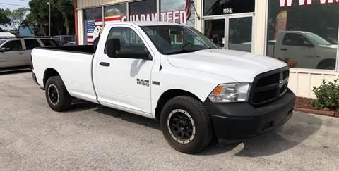 2014 RAM Ram Pickup 1500 for sale in Tampa, FL
