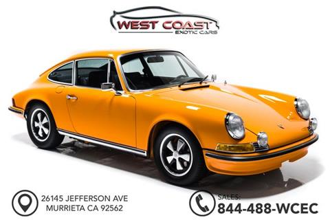 1972 Porsche 911 for sale in Murrieta, CA