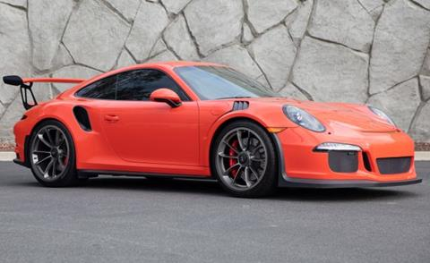 2016 Porsche 911 for sale in Murrieta, CA