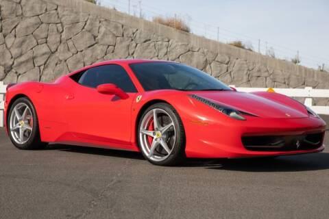 Ferrari 458 Italia For Sale >> 2010 Ferrari 458 Italia For Sale In Murrieta Ca
