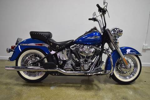 2005 Harley-Davidson Heritage Softail  for sale at Thoroughbred Motors in Wellington FL