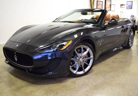 2013 Maserati GranTurismo for sale at Thoroughbred Motors in Wellington FL