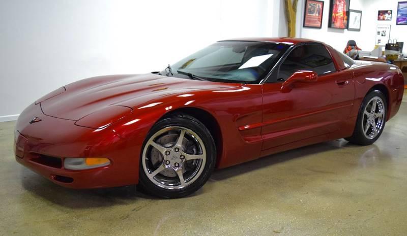 1999 Chevrolet Corvette for sale at Thoroughbred Motors in Wellington FL