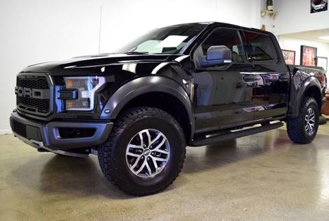 2017 Ford F-150 for sale at Thoroughbred Motors in Wellington FL