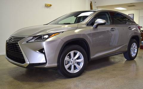 2017 Lexus RX 350 for sale at Thoroughbred Motors in Wellington FL