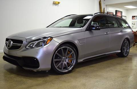 2015 Mercedes-Benz E-Class for sale at Thoroughbred Motors in Wellington FL