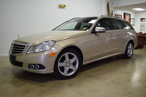 2011 Mercedes-Benz E-Class for sale at Thoroughbred Motors in Wellington FL