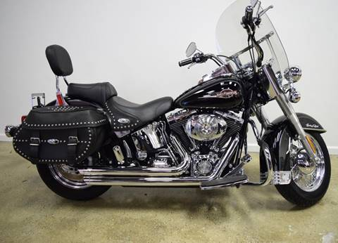 2006 Harley-Davidson Heritage Softail Classic for sale at Thoroughbred Motors in Wellington FL