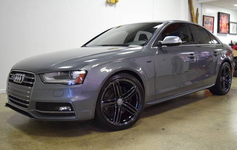 2013 Audi S4 for sale at Thoroughbred Motors in Wellington FL