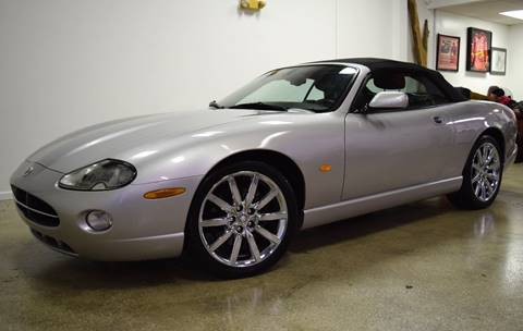 2006 Jaguar XK-Series for sale at Thoroughbred Motors in Wellington FL