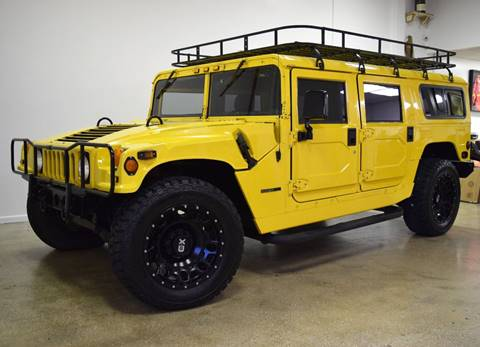 1993 AM General Hummer for sale at Thoroughbred Motors in Wellington FL