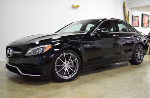 2017 Mercedes-Benz C-Class for sale at Thoroughbred Motors in Wellington FL