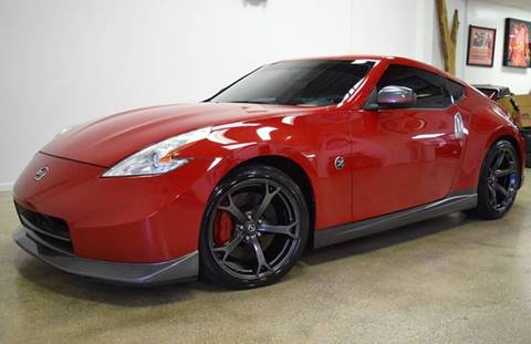 2014 Nissan 370Z for sale at Thoroughbred Motors in Wellington FL