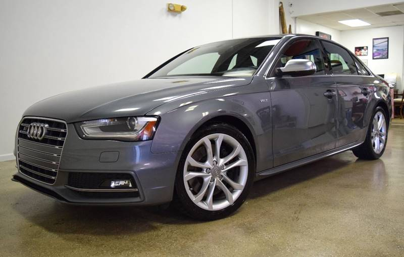 2014 Audi S4 for sale at Thoroughbred Motors in Wellington FL