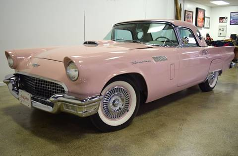 1957 Ford Thunderbird for sale at Thoroughbred Motors in Wellington FL