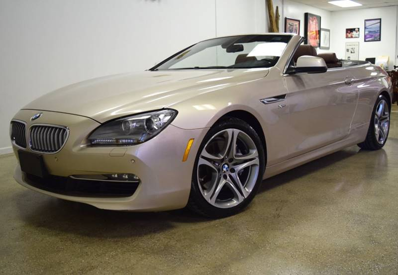 2012 BMW 6 Series for sale at Thoroughbred Motors in Wellington FL