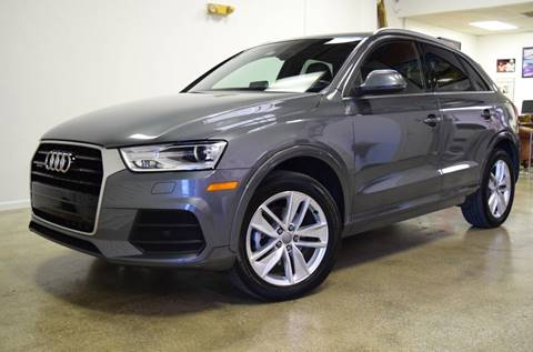 2016 Audi Q3 for sale at Thoroughbred Motors in Wellington FL