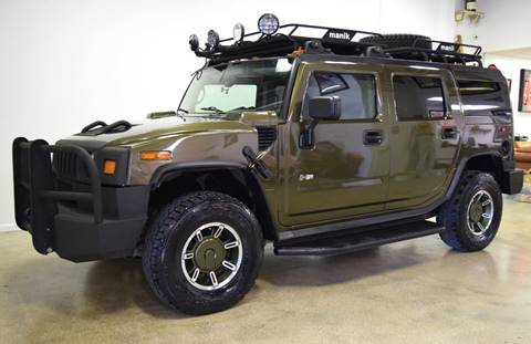 2003 HUMMER H2 for sale at Thoroughbred Motors in Wellington FL