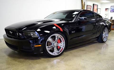 2014 Ford Mustang for sale at Thoroughbred Motors in Wellington FL