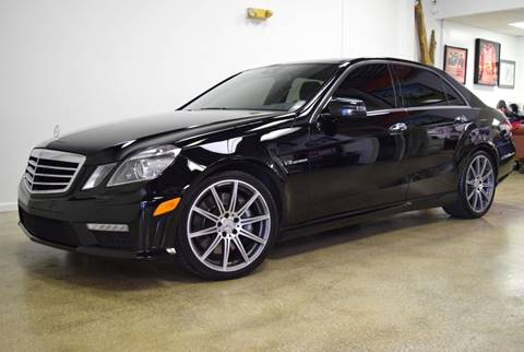 2013 Mercedes-Benz E-Class for sale at Thoroughbred Motors in Wellington FL