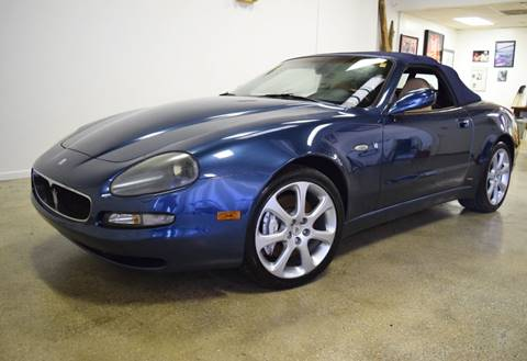 2004 Maserati Spyder for sale in Wellington, FL