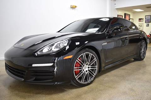 2015 Porsche Panamera for sale in Wellington, FL