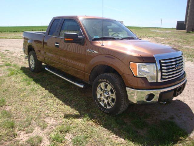 2012 Ford F-150 for sale at TransEquip LLC in Quinter KS