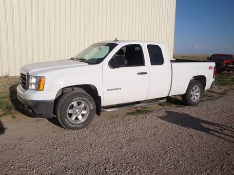 2011 GMC Sierra 1500 for sale at TransEquip LLC in Quinter KS